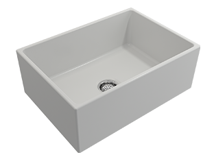 Apron-Front Kitchen Sinks
